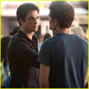 Ian Somerhalder & Paul Wesley: The Vampire Diaries 'True Lies' Episode Stills!