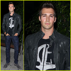 James Maslow: BOA Dinner After Sydney Trip