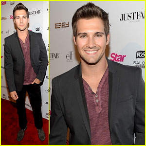 James Maslow: 'Star' Scene Stealers Event
