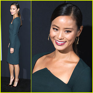 Jamie Chung: 'Gravity' Premiere in NYC