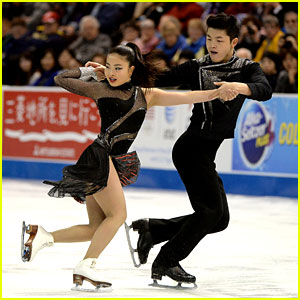 Maia & Alex Shibutani Learn From Meryl Davis & Charlie White