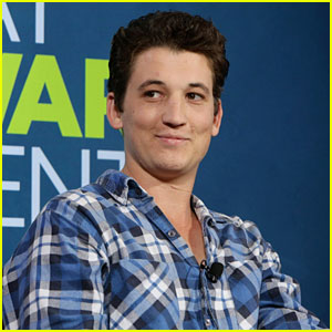 Miles Teller Talks Dating, 'Divergent,' & 'That Awkward Moment' (JJJ Interview!)