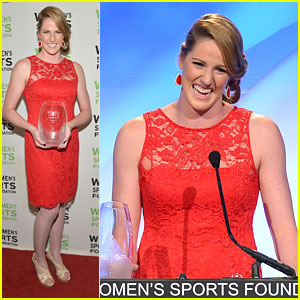 Missy Franklin: Sportswoman Of The Year!