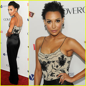 Naya Rivera Steps Out After Engagement News
