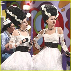 Shake It Up Halloween Episode - New Stills!