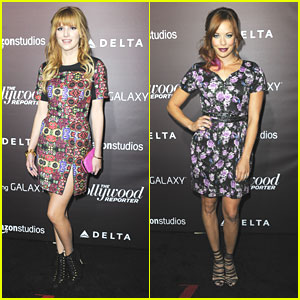 Bella Thorne & Amy Paffrath: THR's Next Gen 20th Anniversary Event