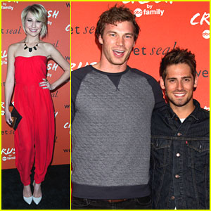 Chelsea Kane: Crush by ABC Family Launch Event