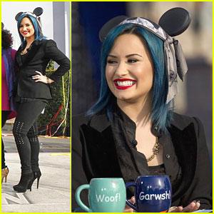 Demi Lovato: Happy Birthday, Mickey Mouse!