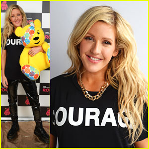 Ellie Goulding: BBC Children In Need Rocks Event 2013
