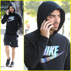 Joe Jonas on Drug Rumors: 'It's All False, Every Piece of It'