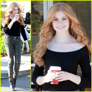 Katherine McNamara: Bailee Madison is One of My Favorite People!