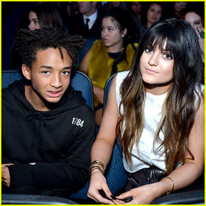 Kylie Jenner & Jaden Smith: AMAs Couple!