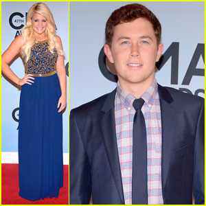 lauren alaina and scotty mccreery dating 2015 Scotty mccreery and longtime girlfriend gabi dugal are engaged scotty popped the question during a hike in the mountains of north carolina near jon pardi, lauren alaina, darius rucker & eric church share heartfelt.