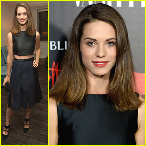 Lyndsy Fonseca: Banana Republic L'Wren Scott Collection Launch