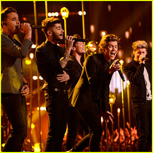 One Direction Performs 'Story of My Life' on 'X Factor' - Watch Now!
