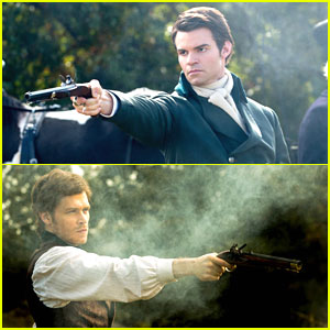 Joseph Morgan & Daniel Gillies: Dueling Brothers on 'The Originals'