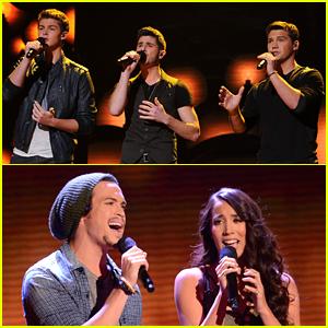 Restless Road & Alex & Sierra: 'X Factor' Top 13 Performances - Watch Now!