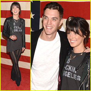 Shenae Grimes & Josh Beech: Nylon November Cover Celebration