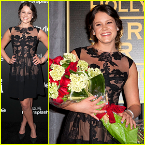 Sosie Bacon Named Miss Golden Globe 2014!
