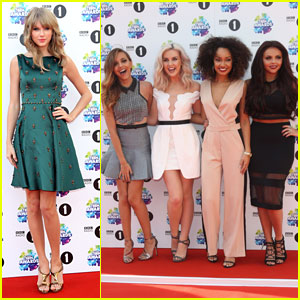 Taylor Swift & Little Mix: BBC Radio 1's Teen Awards 2013