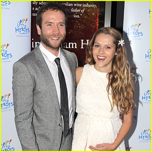 Teresa Palmer: Little Heroes Foundation Luncheon