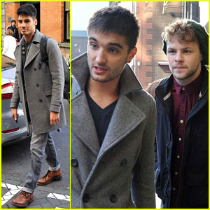 The Wanted: Fan-Friendly Ireland Arrival!