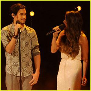Alex & Sierra Move Demi Lovato to Tears on 'The X Factor'
