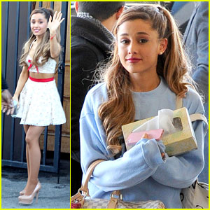 Ariana Grande: It Would Be Awesome to Collaborate with Justin Bieber