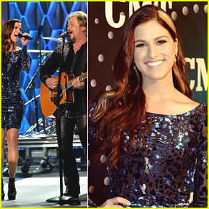 Cassadee Pope: CMT Artists of the Year 2013
