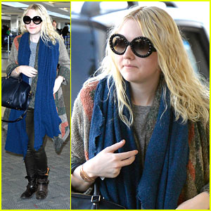 Dakota Fanning Joins Untitled Gerardo Naranjo Project