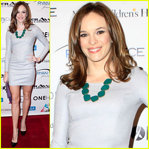 Danielle Panabaker: Power of Giving Holiday Fundraiser
