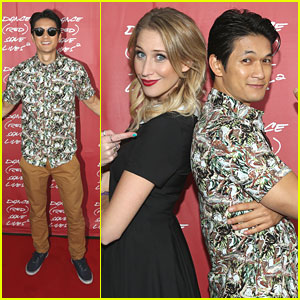 Harry Shum, Jr.: Dance Red Saves Lives in Australia!