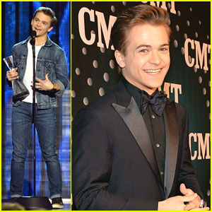 Hunter Hayes: CMT Artists of the Year 2013 - Pics & Performance!
