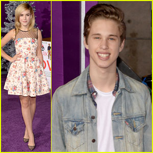 Kiernan Shipka & Ryan Beatty: 'Believe' Premiere