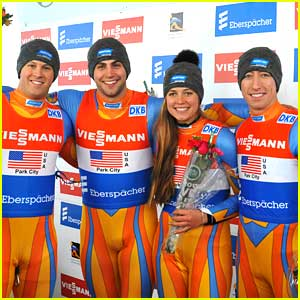 2014 Sochi Winter Olympics: Meet The Luge Team!