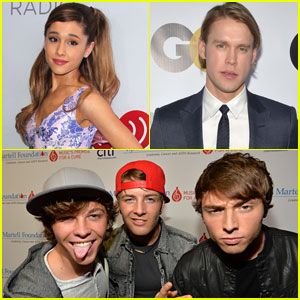 New Year's Resolutions 2014 - Celebrity Edition!