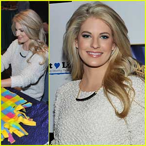 Stephanie Leigh Schlund: Percy Jackson Sea of Monsters DVD Launch