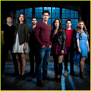 'Teen Wolf' Season 3B Exclusive Cast Pho