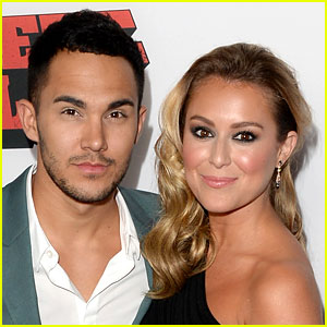 Alexa Vega & Carlos Pena: Married!