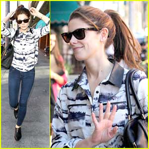 Ashley Greene: Prescription Pick Up