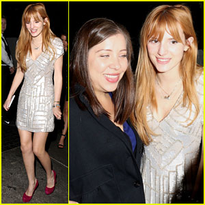 Bella Thorne: Fan Friendly in WeHo!