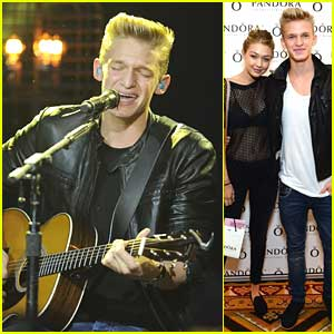 Cody Simpson: Acoustic Sessions Tour Stop in Toronto