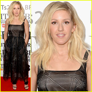 Ellie Goulding: Three BRIT Awards Nominations!