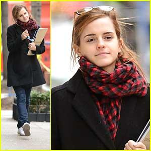 Emma Watson: Wonderland Mag Guest Editor!