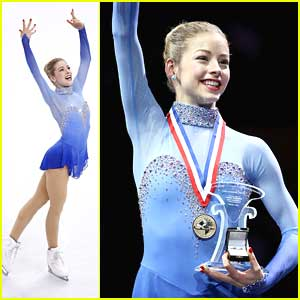 Gracie Gold WINS at US Nationals 2014 - See The Pics!