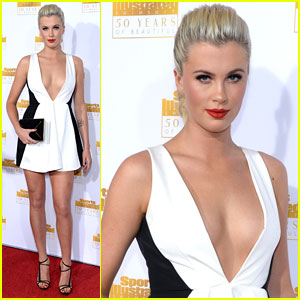 Ireland Baldwin: Sports Illustrated 50th Anniversary Party