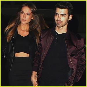 Joe Jonas & Blanda Eggenschwiler: Chateau Marmont Couple