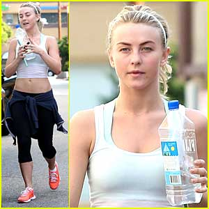 Julianne Hough: Shoes = Confidence