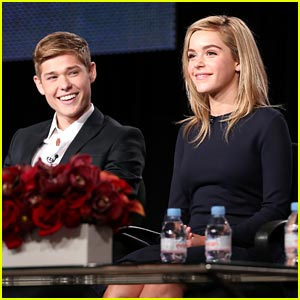 Kiernan Shipka & Mason Dye: 'Flowers In the Attic' Gets A Sequel!