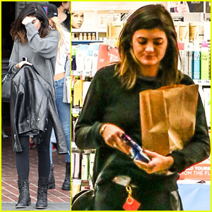 Kylie Jenner: Late-Night Rite Aid Run